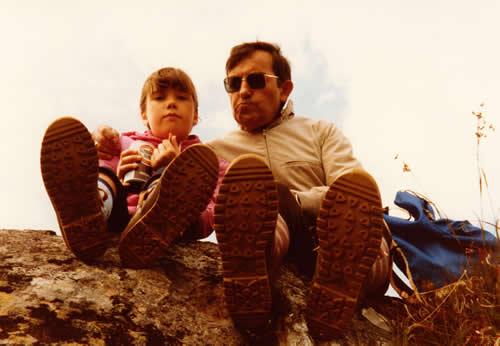 Mit dem Vater Abenteuer in der Natur erleben - das männliche Prinzip