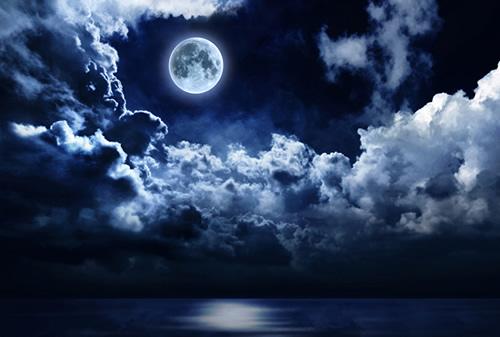 Der Mond - die Welt der Gefühle