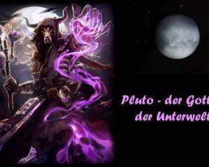 Pluto – der geheimnisvolle Magier