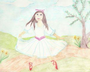 Die roten Schuhe - ein marsbetontes Märchen