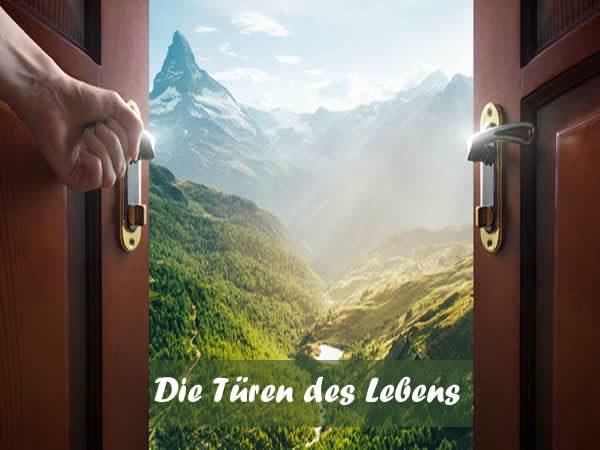 Die Türen des Lebens
